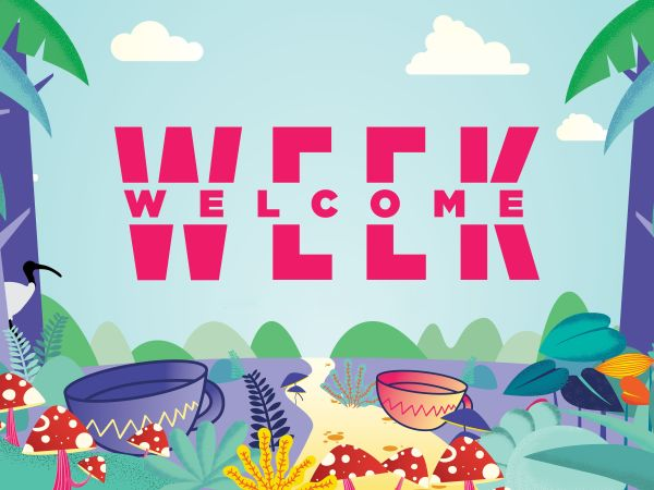 UNSW O-Week | Arc UNSW Student Life